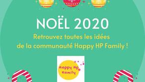 Les idées de cadeaux de la communauté Happy HP Family pour Noël 2020 !