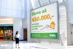Reklamní polepy Hradec Králové
