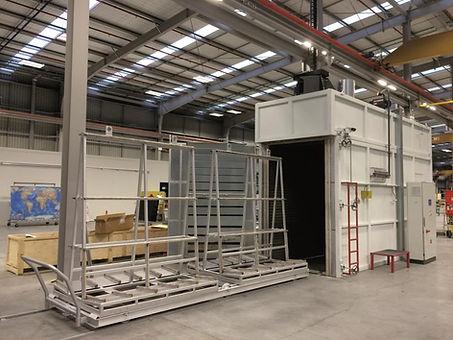 Heat Soak Test Ovens & Additional Laminated Duplo System (HST-L) LONGITUDINAL Convection Flux system