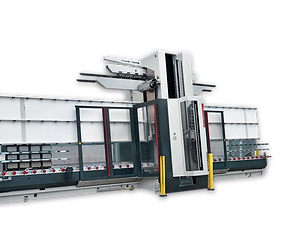 The range of vertical machining centres based on the revolutionary concept of the movement of the wo