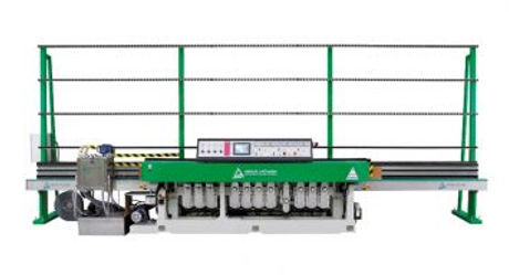 Our electronic and with PC straight-line bevelling machines series is the widest currently on the ma