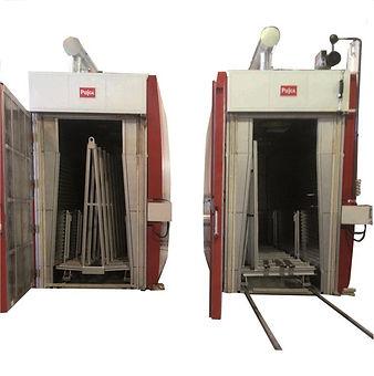 Heat Soak Test (HST-V)  Special designed oven for fast uniform Heat Soak Test process. To prevent sp