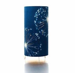 Lightershadesofblue Allium table lamp cy