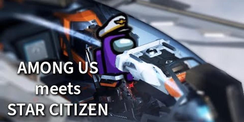 AMONG US meets Star Citizen