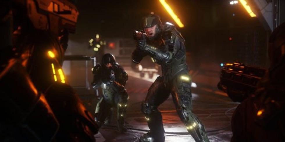 MSR / Starfarer / Reclaimer Tactical FPS Team Combat Event