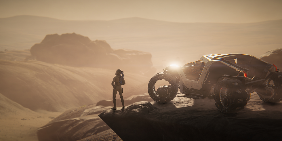 Official Daymar Rally