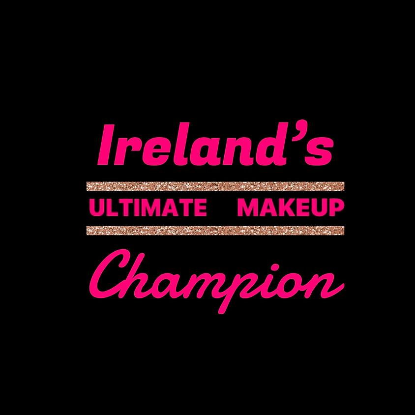 Irelands Ultimate Makeup Champion