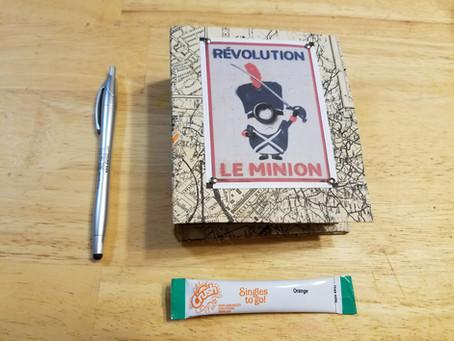 Le Minion book