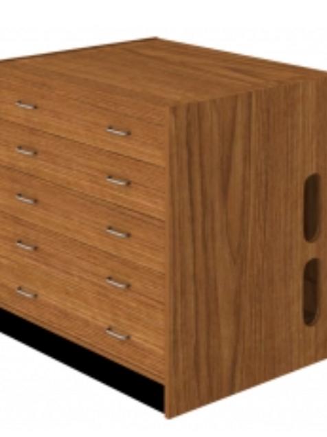 5 Drawer Storage