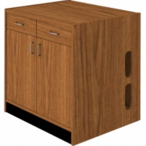 Double Drawer/Door Storage
