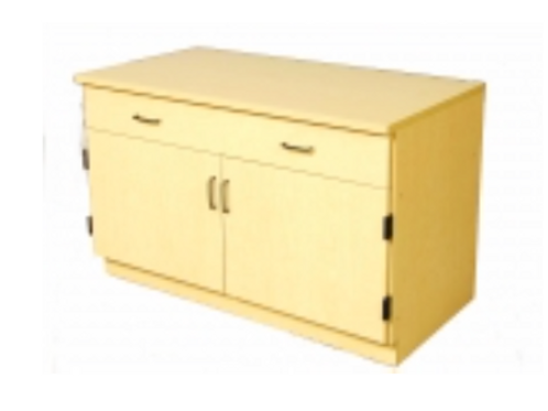 "48"" Base - 2 Doors, 1 Drawer"