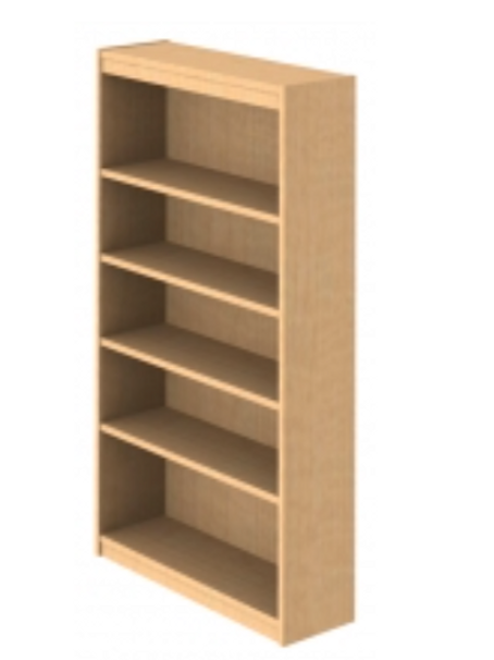Macotherm Series Single Face Shelving