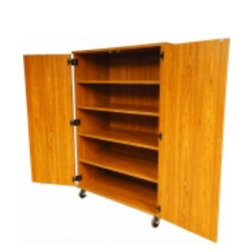 Tall Storage 5 Shelf