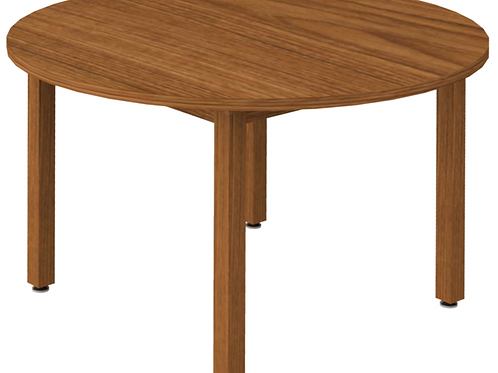 Round Reading Table