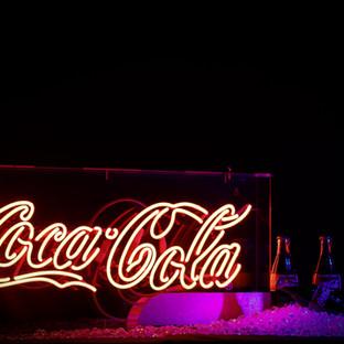 CocaCola - Red Neon (True Logo)