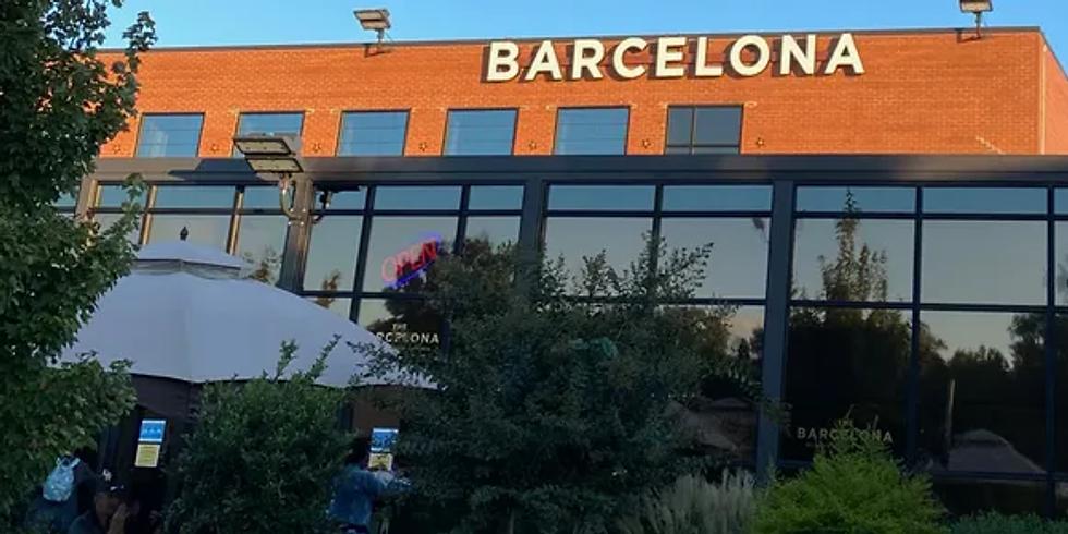 lkn PHIL @ Barcelona Burger Bar & Restaurant