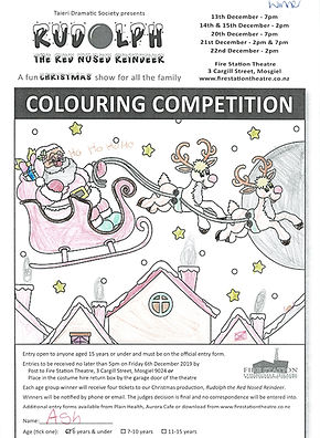 colouring competition winner - 6 and und