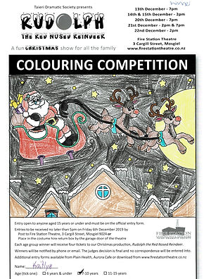 colouring competition winner - 7-10