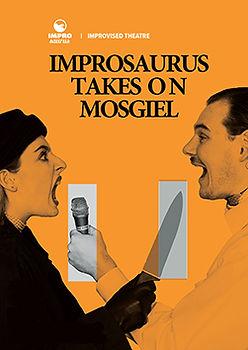 improsaurus takes on mosgiel