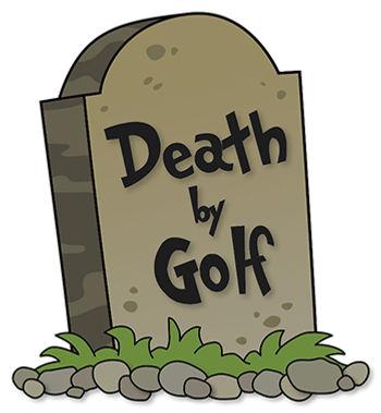 death by golf