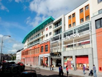 Cornmarket Street Retail