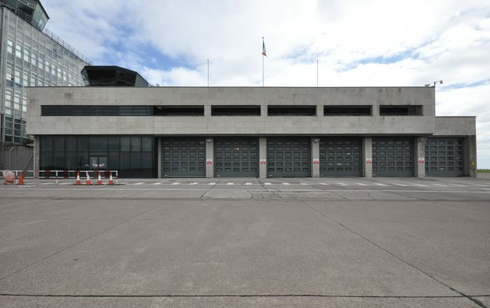 Fire Brigade-Cork Airport