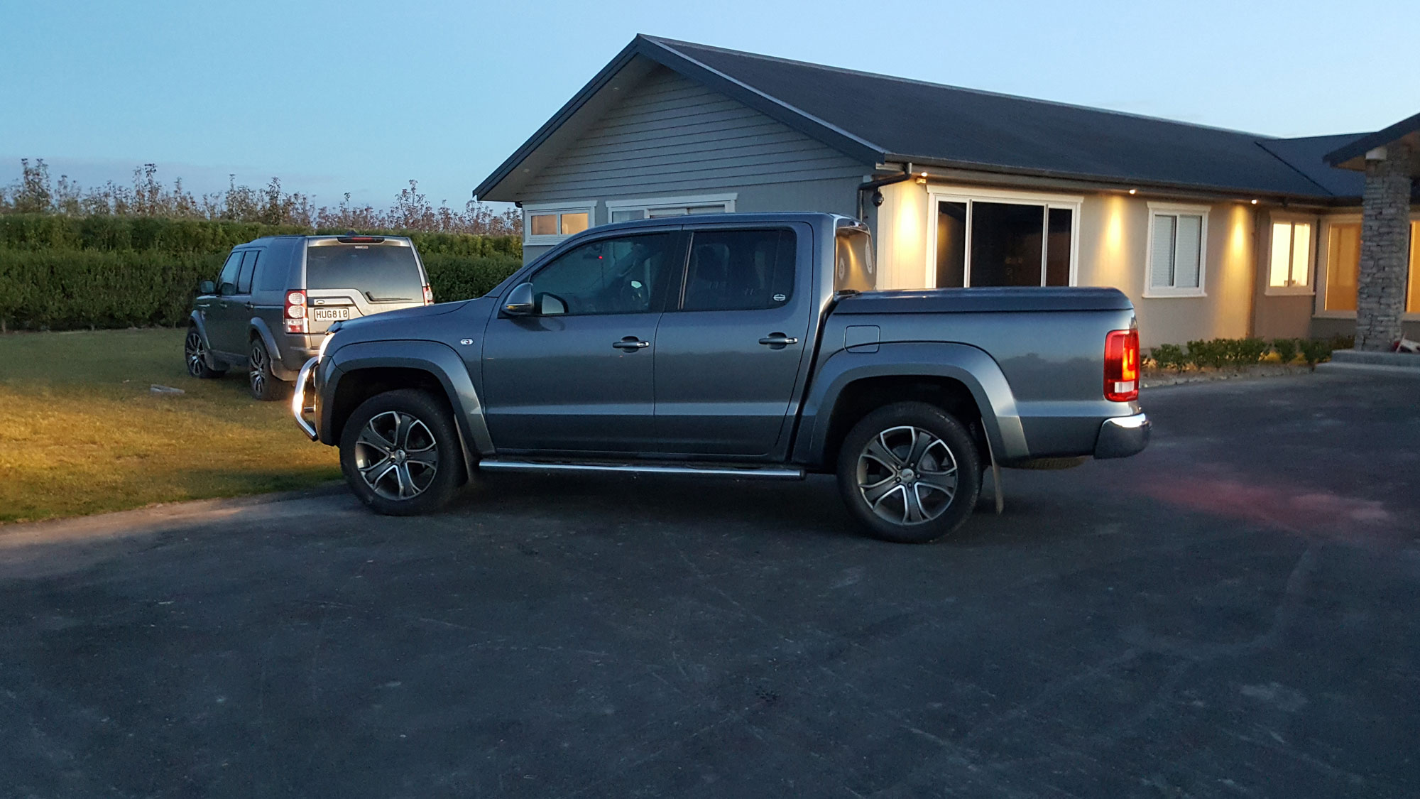 35mm lifted amarok