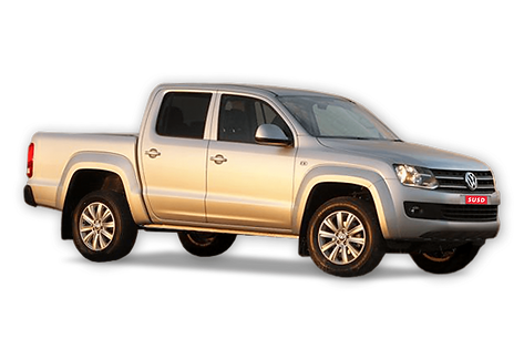 Standard Amarok Suspension Setup