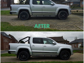 Amarok Atacama in Germany