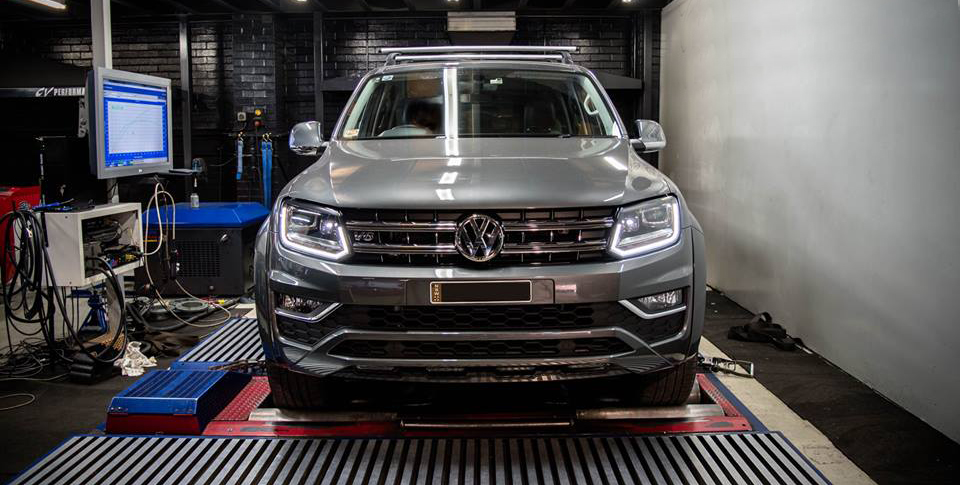 Amarok dyno remapping