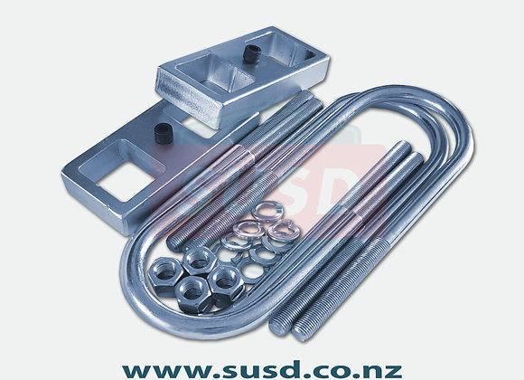 25mm Rear Lift Kit for Amarok