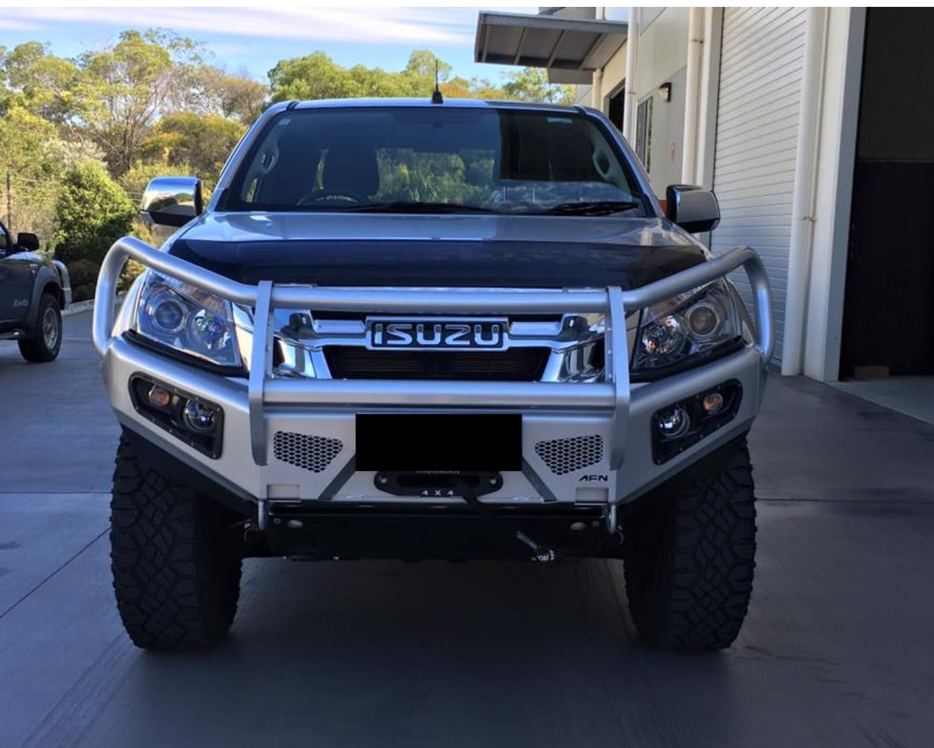 The World's Best Looking Bullbars arriving in New Zealand soon!