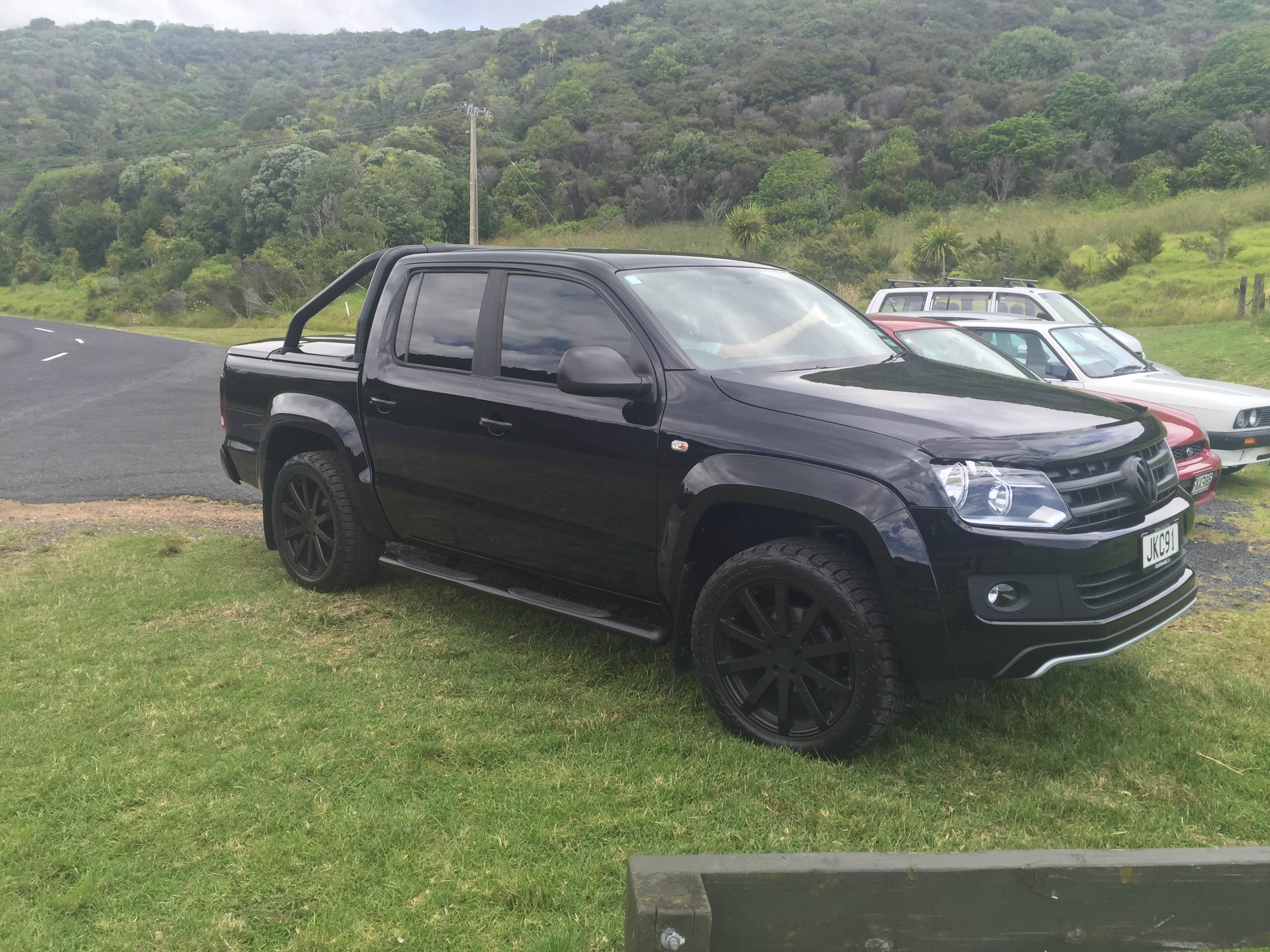 Lowered Facelift Amarok