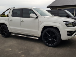 New Full Lowering Kit for VW Amarok released