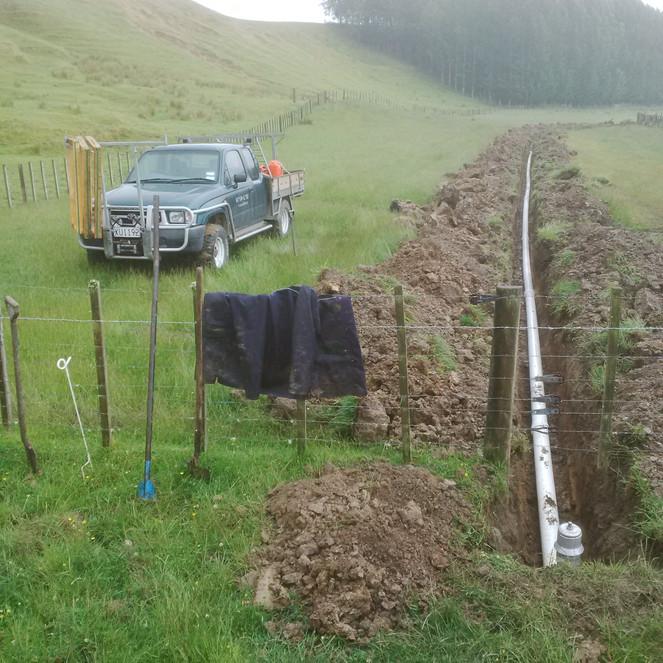 Irrigation installation made easy