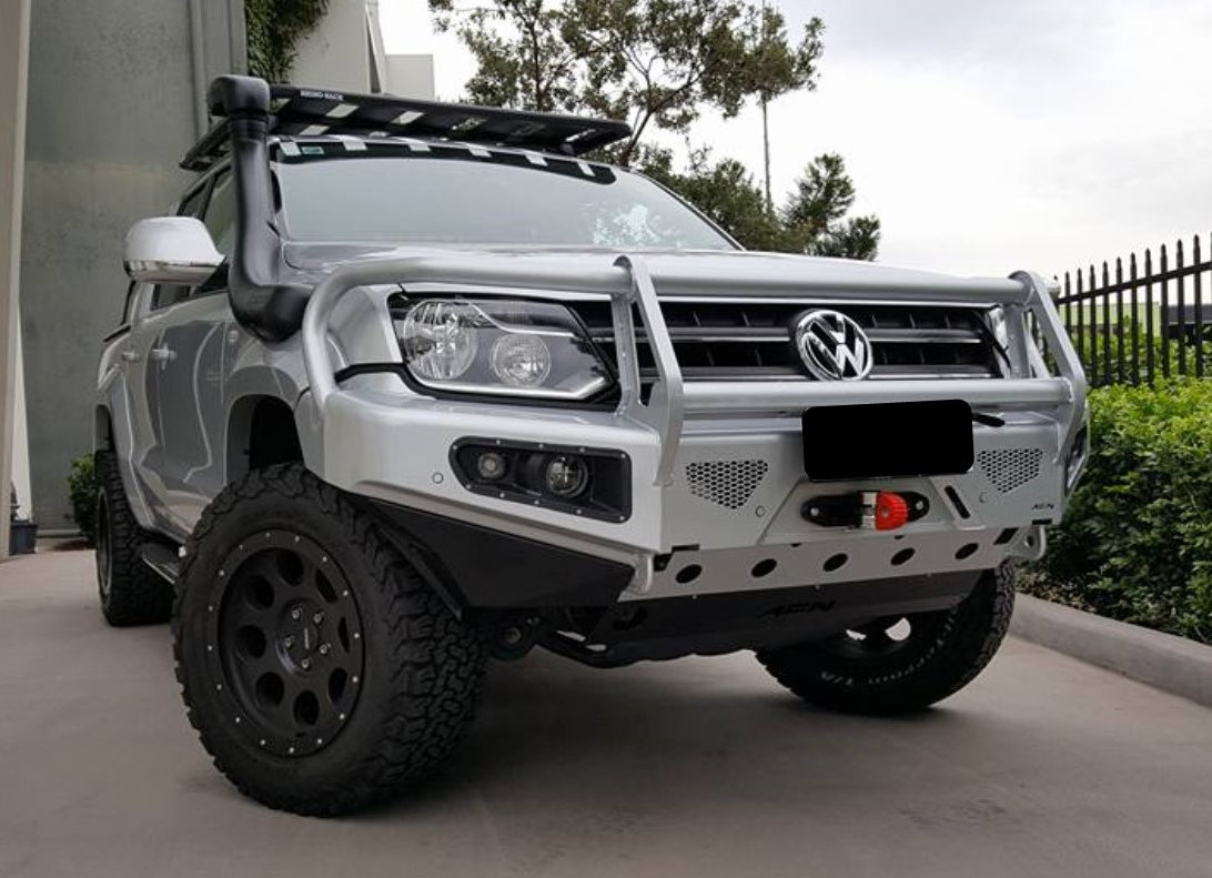 AFN Front Bull Bar for Amarok | susd---new