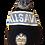 Thumbnail: #ALLSAVES Navy/Bright-Blue Toque