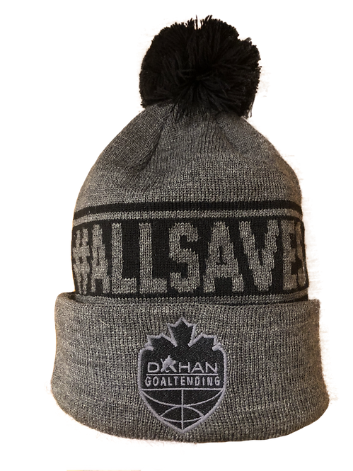 #ALLSAVES Black-Out Edition Toque
