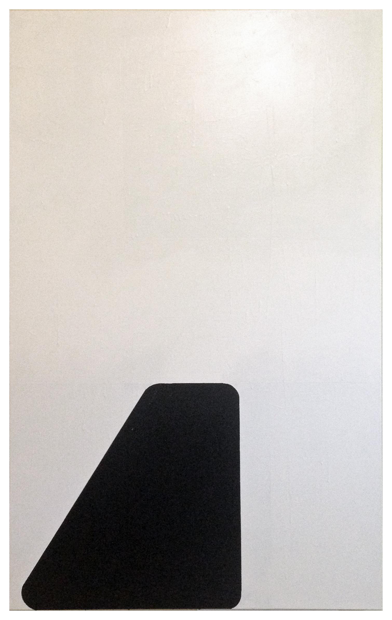 "Untitled, 58"" x 36"", acrylic"