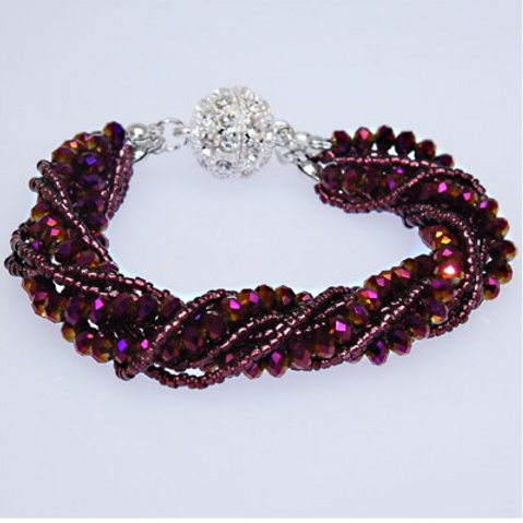 Magnetic Crystal Bracelet style.3