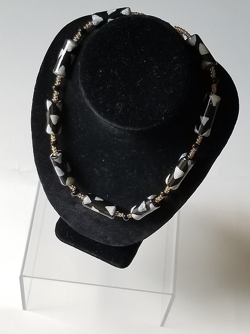 Kamba Drum Necklace