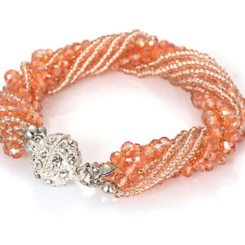 Magnetic Crystal Bracelet style.2