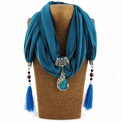 Pendant/Scarf Necklace for women