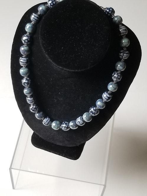 Kanga Necklace