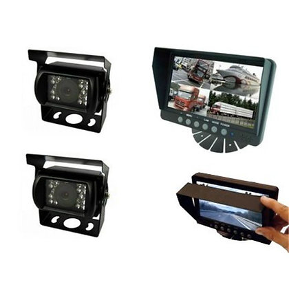 PARKSAFE PS025C10-2 kit kamera + monitor