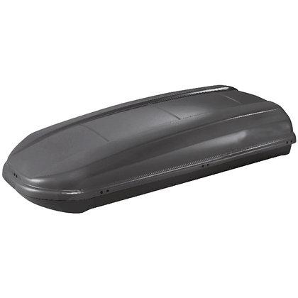 Strešni kovček Fabbri Cubo 460 črn