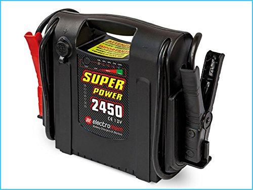 Electromem Super Power 2450 Car Jump Starter