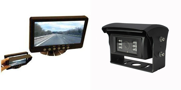 PARKSAFE PS026C13 kit kamera + monitor