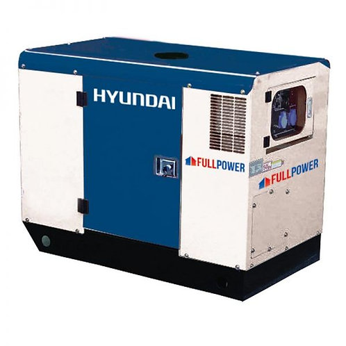 Agregat HYUNDAI POWER LDG12S-3 11 kW Diesel Full Power