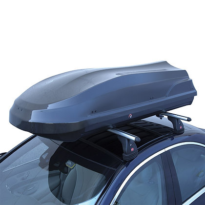 Strešni kovček Fabbri Adamantis 550 črn